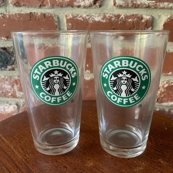 Starbucks Glasses